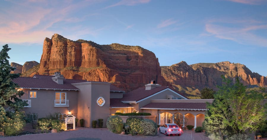 Beat the Heat and Cool off at our Sedona Bed and Breakfast
