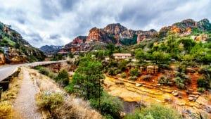 See the Fall Colors in Sedona's Oak Creek Canyon Scenic Drive