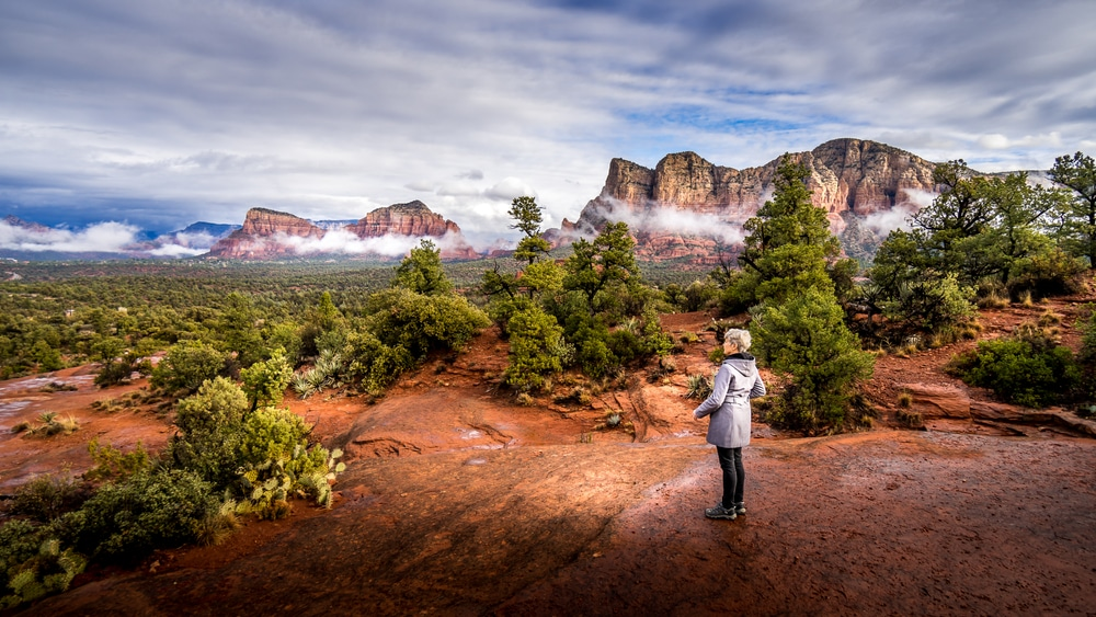 If you're looking for a great hike in Sedona, try the West Fork Oak Creek Trail or one of these additional 5 great hikes!